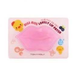 Увлажняющая маска для губ Tony Moly Kiss Kiss Lovely Lip Patch