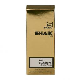 Мужская туалетная вода (аналог аромата CAROLINA HERRERA 212 For men) TM Shaik M 27