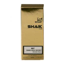 Мужская туалетная вода (аналог аромата Antonio Banderas The Golden Secret) TM Shaik M 7