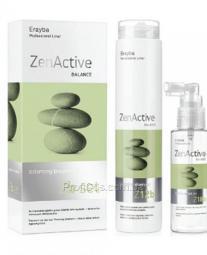 Набор для жирной кожи головы Erayba Zen Active Balance Set