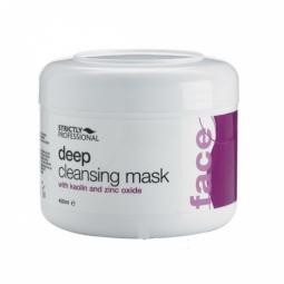 Успокаивающая маска для жирной и комбинированной кожи лица с каолином и цинком Bellitas