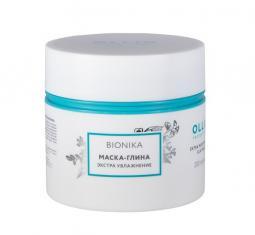 Увлажняющая маска-глина для волос Ollin Professional BioNika Extra Moisturizing Mask