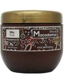 Маска-шелк для волос Kleral System Macadamia Silky Mask