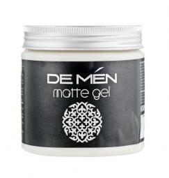 Матовый гель для укладки волос DeMira Professional DeMen Matte Gel