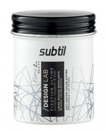 Моделирующий крем-мусс для волос средней фиксации Ducastel Laboratoire