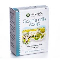 Мыло с добавлением 30% козьего молока Hedera Vita Soap with 30% Addition of Goat Milk, 65 гр