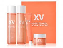 Набор для ухода за кожей лица с коллагеном Esthetic House Marine Collagen Essential Skin Care Set