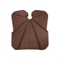 Накидка для стрижки волос (коричневая) Comair Relief 7001090