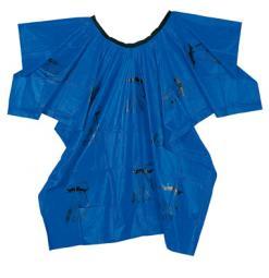 Накидка для стрижки волос (синяя) Comair Werkzeugmotiv 3040322