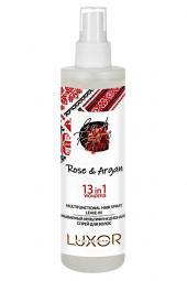 Несмываемый мультифункциональный спрей для волос 13 в 1 Luxor Professional Leave-in multifunctional hair spray, 240 мл