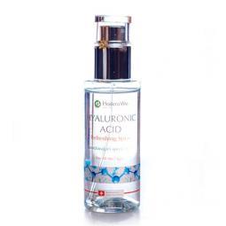 Освежающий спрей для лица с гиалуроновой кислотой Hedera Vita Hyaluronic Refreshing Face Spray, 50 мл