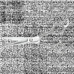 Ножницы для стрижки волос Olivia Garden Straight Cut 575