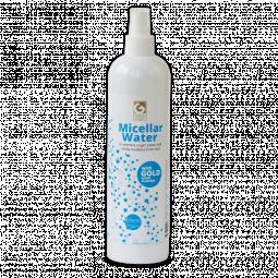 Очищающая успокаивающая мицеллярная вода после депиляции Velvet GOLDY