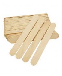Одноразовые деревянные шпатели для депиляции 1,5 х 14 см Accessories