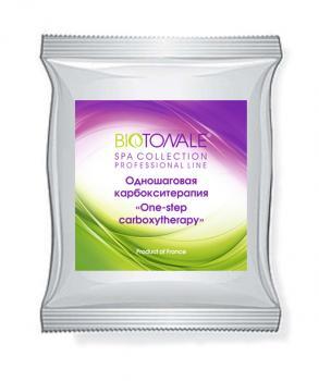 Фото Карбокситерапия одношаговая омолаживающая для лица Biotonale