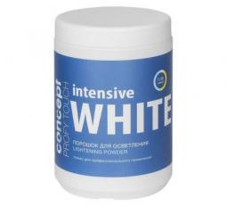 Осветляющая пудра для волос Concept Profy Touch Intensive White Lightening Powder
