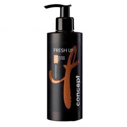 Оттеночный бальзам для коричневых оттенков волос Concept Fresh Up balsam for brown hair