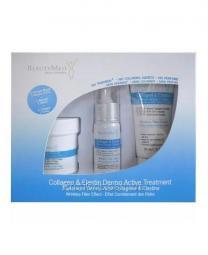 Омолаживающий комплекс по уходу за кожей лица с коллагеном и эластином Beautymed Collagen & Elastin