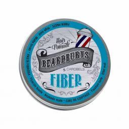Текстурирующая матовая паста для волос с волокнами Beardburys Fiber Wax