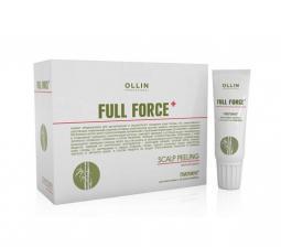Пилинг для кожи головы с экстрактом бамбука Ollin Professional Full Force Scalp Peeling Bamboo Extract