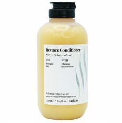 Питательный кондиционер для поврежденных волос  с бета-кератином и витамином С FarmaVita Back Bar № 07
