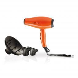 Профессиональный фен для волос 2200 Вт (оранжевый) GА.MА Classic