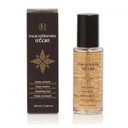 Флюид для сухих и ломких волос с маслом макадамии и коллагеном RR Line Macadamia Star