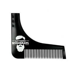 """Расческа длябороды""""Бумеранг"""" Artero Barber Boomerang"""