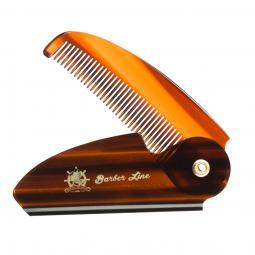 Расческа для бороды и усов Eurostil 04545