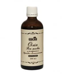 Репейное масло для волос с экстрактом крапивы и белокопытника Cocos