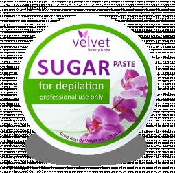 """Сахарная паста для шугаринга """"Ультра мягкая"""" Velvet Ultra Soft"""