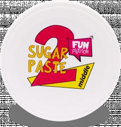 """Сахарная паста для шугаринга с пробиотиком """"Средняя - 2"""" Velvet Funpilation Bacillus ferment"""