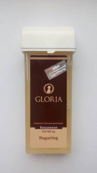 Фото Сахарная паста для шугаринга в кассете бандажная Gloria