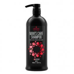 "Шампунь ""Мужской уход"" для волос, бороды и тела Anagana Man's Care Shampoo for hair, beard and body"