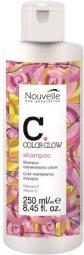 Шампунь для волос после окрашивания и химической завивки Nouvelle Color Glow Maintenance Shampoo
