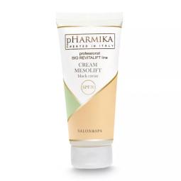 Шелковый крем-мезолифтинг для лица с черной икрой и SPF30 pHarmika Mesolift Cream, 200 мл