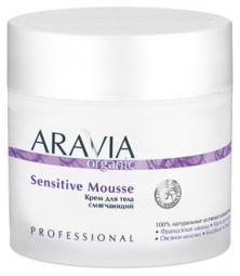 """Смягчающий крем для тела Aravia Organic """"Sensitive Mousse"""""""