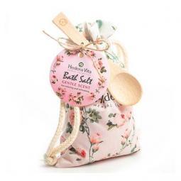 """Соль для ванны """"Роза"""" Hedera Vita Gentle Scent Bath Salt, 300 гр"""