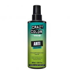 Спрей для защиты цвета волос Crazy Color Anti Bleed Multicolours Spray