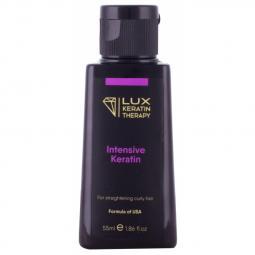 Кератин для выпрямления очень кучерявых волос Lux Keratin Therapy Intensive Keratin, 55 мл