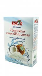 Стружка для стирки из кокосового мыла Cocos