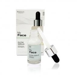 Сыворотка для лица Белая с эффектом сияния Parisa Cosmetics My Face Glow Serum