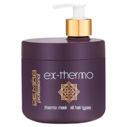 Термо-маска для экспресс восстановления поврежденных волос DeMira Professional EX-Thermo Hair Mask