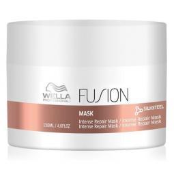 Интенсивная восстанавливающая маска для волос с аминокислотами шелка Wella Professionals Fusion Intensive Restoring Mask