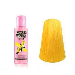 """Тинт-краска для волос """"Желтая канарейка"""" Crazy Color Canary Yellow"""