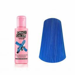 """Тинт-краска для волос """"Капри голубой"""" Crazy Color Capri Blue"""