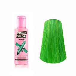 """Тинт-краска для волос """"Изумрудно-зеленый"""" Crazy Color Emerald Green"""