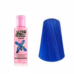 """Тинт-краска для волос """"Небесно-голубой"""" Crazy Color Sky Blue"""