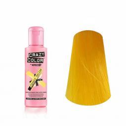 """Тинт-краска для волос """"Неоновый желтый"""" Crazy Color Canary Yellow"""