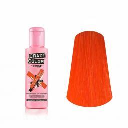 """Тинт-краска для волос """"Коралловый красный"""" Crazy Color Coral Red"""